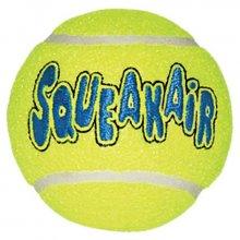 Kong AirDog - теннисный мяч Конг с пищалкой для собак
