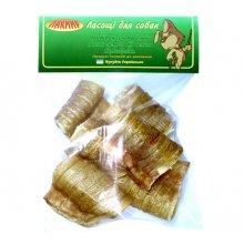 Лакмир - лакомство для собак, говяжьи трахеи