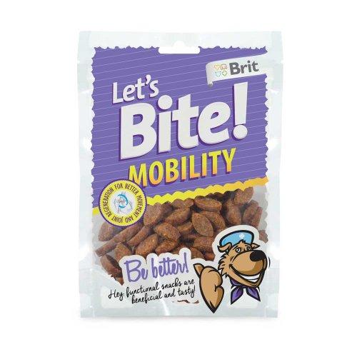 Lets Bite Mobility - функциональное лакомство Летс Байт с курицей для поддержки мобильности