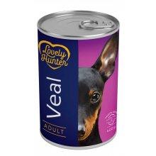 Lovely Hunter Adult Veal - консервы Лавли Хантер с телятиной для собак