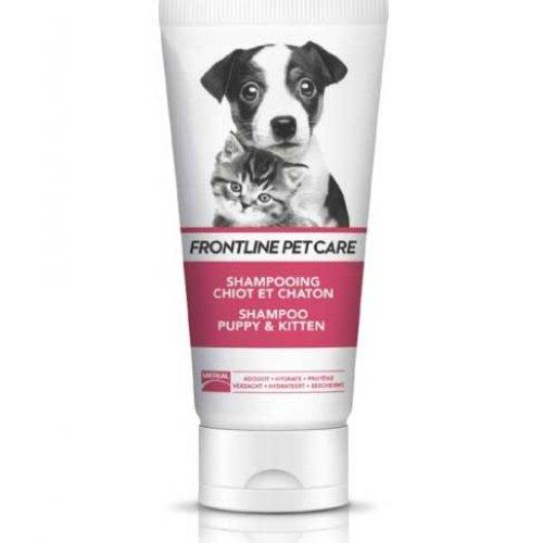 Merial Frontline Pet Care - шампунь Мериал Фронтлайн для щенков и котят