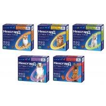 Merial NexGard Spectra - таблетки НексГард Спектра против блох, клещей и гельминтов