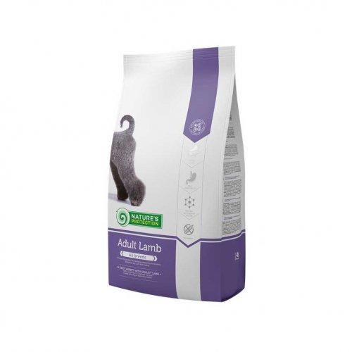 Natures Protection Adult Lamb Maxi - корм Нейчерс Протекшн для собак крупных пород