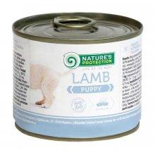 Natures Protection Puppy Lamb - консервы Нейчерс Протекшн с ягненком для щенков