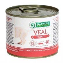 Natures Protection Puppy Veal - консервы Нейчерс Протекшн с телятиной для щенков
