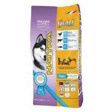 Natyka Gold Puppy & Small Dogs - корм Натика для щенков и собак мелких пород