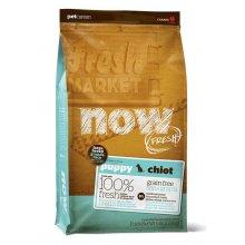 Now Fresh Puppy Large - беззерновой корм Нау Фреш для щенков крупных пород