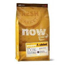 Now Fresh Puppy - беззерновой корм Нау Фреш для щенков всех пород