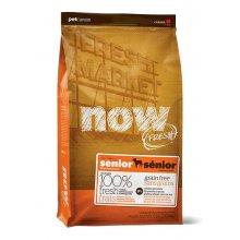 Now Fresh Senior - беззерновой корм Нау Фреш для пожилых собак