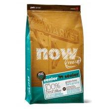 Now Fresh Senior Large - беззерновой корм Нау Фреш для пожилых собак крупных пород