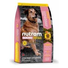Nutram S6 Sound Balanced Wellness Dog - корм Нутрам для собак всех пород