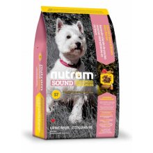 Nutram S7 Sound Balanced Wellness - корм Нутрам для собак мелких пород