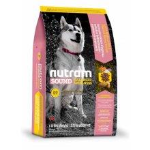 Nutram S9 Sound Balanced Wellness - корм Нутрам с ягненком для собак