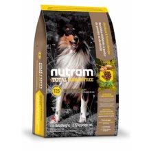 Nutram T23 Total Grain Free - корм Нутрам с индейкой и курицей для собак