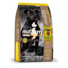 Nutram T25 Total Grain Free - корм Нутрам с лососем и форелью для собак