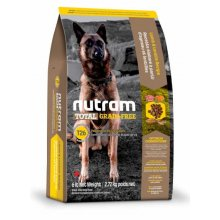 Nutram T26 Total Grain Free - корм Нутрам с ягненком и чечевицей для собак