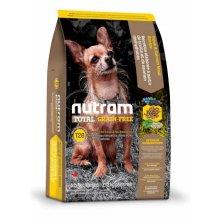 Nutram T28 Total Grain Free - корм Нутрам с лососем и форелью для собак мелких пород