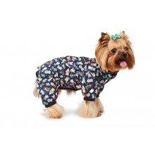 Pet Fashion - дождевик Пет Фешн Бердс для собак