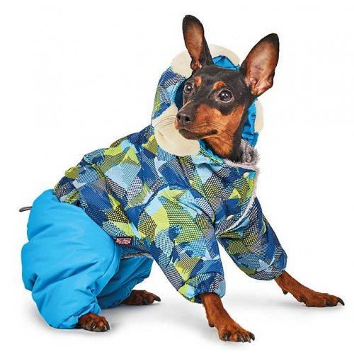 Pet Fashion - комбинезон Пет Фешн Винтаж для собак