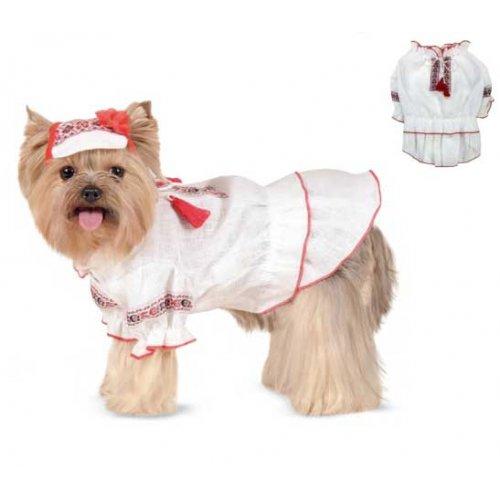 Pet Fashion - вышиванка Пет Фешн Марийка для собак