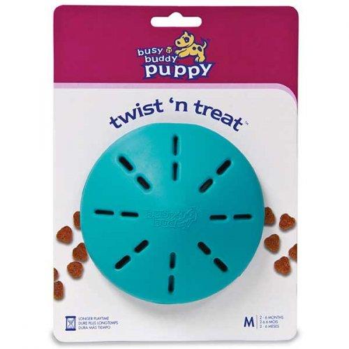 Premier Twist n Treat - суперпрочная игрушка-кормушка Премьер для щенков