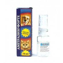 Амитразин-форте средство для лечения заболеваний ушей