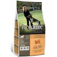 Pronature Holistic - корм Пронатюр Холистик с уткой и апельсинами, без злаков для собак
