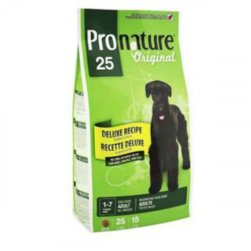 Pronature Original Dog Adult All Breeds - корм Пронатюр с курицей для собак в возрасте от 1 до 7 лет