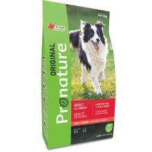 Pronature Original Dog - корм Пронатюр Ориджинал с ягненком, горохом и ячменем для собак