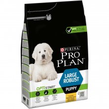 Purina Pro Plan Puppy Large Robust Optistart - корм Пурина для щенков крупных пород