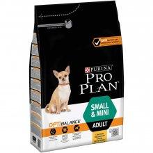 Purina Pro Plan Adult Small and Mini Optibalance - корм Пурина для взрослых собак маленьких пород