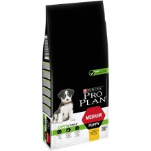 Purina Pro Plan Puppy Medium Optistar - корм Пурина для щенков средних пород