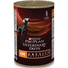Purina Vet Diets Dog OM Overweight Management Canine Formula - консервы Пурина при ожирении у собак