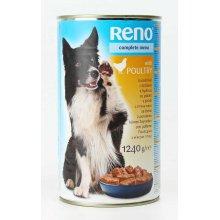 Reno - консервы Рено с птицей для собак