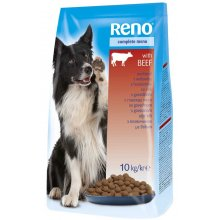 Reno - сухой корм Рено с говядиной для собак