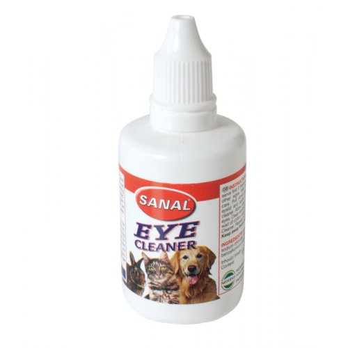 Sanal Eye Cleaner - жидкость Санал по уходу за глазами