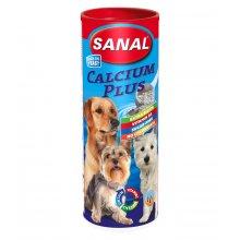 Sanal Dog Calcium Plus - витаминная добавка Санал Дог Кальциум Плюс для собак