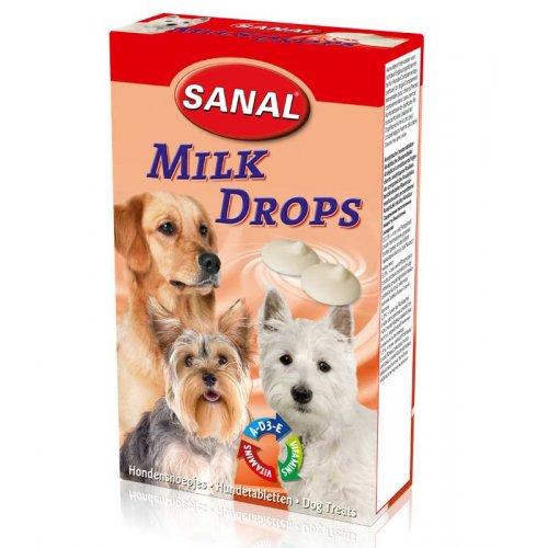 Sanal Milk Drops - мультивитаминное лакомство Санал Милк Дропс