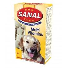 Sanal Dog Premium Multi Vitamins - мультивитаминный комплекс Санал Премиум
