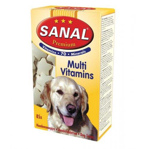 Sanal Dog Premium Multi Vitamins - мультивітамінний комплекс Санал Преміум