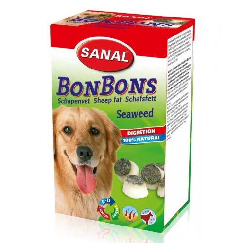 Sanal Sheep Fat BonBons Seaweed - витаминизированная добавка Санал с морскими водорослями