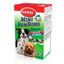 Sanal Dog Mini Sheepfat Bonbons Seaweed - витаминизированная добавка Санал с морскими водорослями