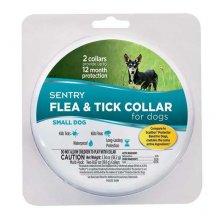 Sentry Flea and Tick - ошейник от блох и клещей Сентри для собак