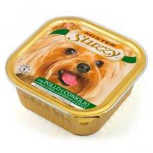 Stuzzy Mister Dog - паштет Штуззи с курицей и кроликом для собак