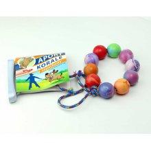 Sum-Plast Aport- мячи Сам-Пласт на веревке для собак