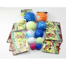 Sum-Plast - мяч с шипами Сам-Пласт для собак