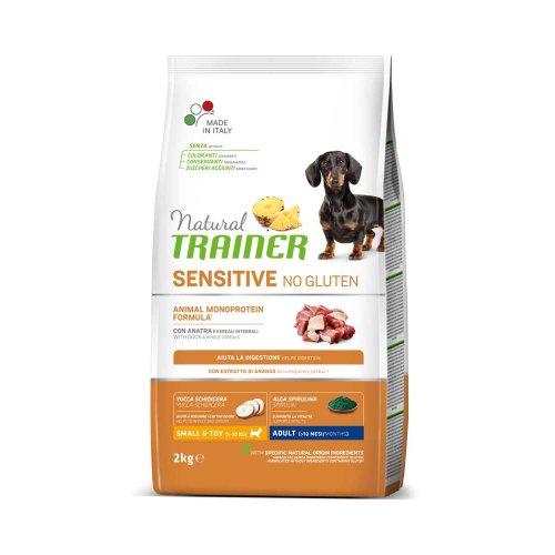 Корм для собак Trainer Natural Sensitive