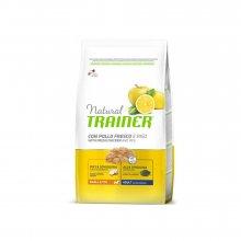Trainer Natural Adult Mini - корм Трейнер, с курицей и рисом для взрослых собак мелких пород