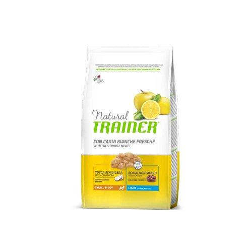 Trainer Natural Adult Ligh Mini - низкокалорийный корм Трейнер для взрослых собак мелких пород