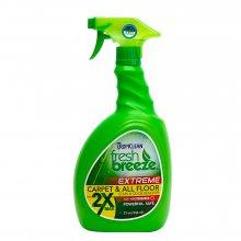 TropiClean 2X Carpet and All Floors Spray - двухфазный спрей Тропиклин для удаления органических пят